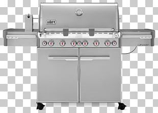 Barbecue Grilling Weber-Stephen Products Natural Gas Weber Summit S-670 PNG