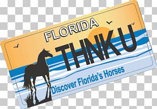 Florida Horse Park Vehicle License Plates Florida Department Of Agriculture And Consumer Services Citra PNG