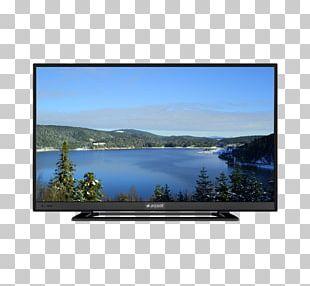 LED-backlit LCD Ultra-high-definition Television Arçelik PNG