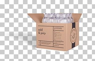 Cardboard Box Packaging And Labeling Paper PNG