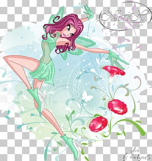 Floral Design Vertebrate Fairy Visual Arts PNG