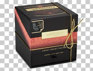 Earl Grey Tea Twinings Tea Room Box PNG