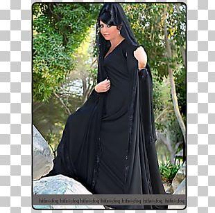 Fashion Designer Clothing Abaya PNG