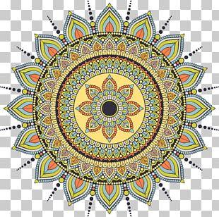 Motif Circle PNG