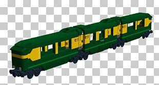 Railroad Car Passenger Car Rail Transport Locomotive Goods Wagon PNG