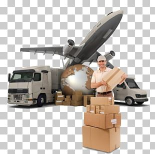 Cargo Courier Service Transport Logistics PNG