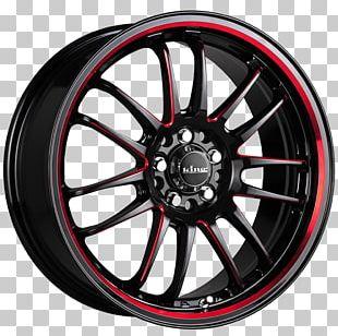 Custom Wheel Motor Vehicle Tires Rim Wheel Sizing PNG