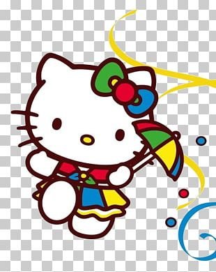 Hello Kitty Kitten Sanrio T-shirt Stock Photography PNG