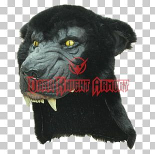 Panther Mask Halloween Costume Costume Party PNG