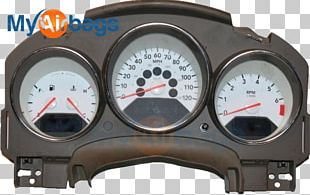 Motor Vehicle Speedometers 2007 Dodge Caliber Car Electronic Instrument Cluster PNG