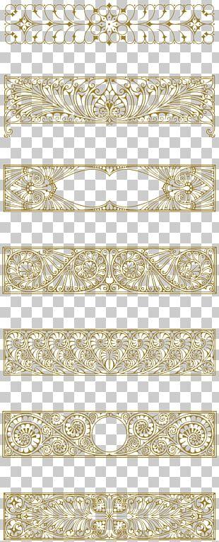 Art Deco Art Nouveau Ornament PNG