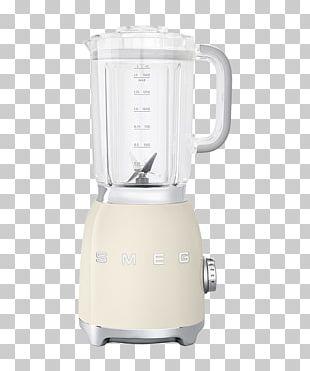 Blender Mixer Home Appliance Small Appliance Smeg PNG