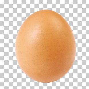 Egg White Sphere PNG