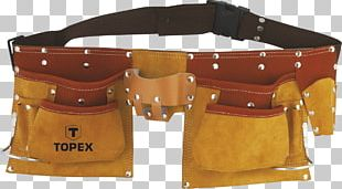 Belt Tool Leather Online Shopping Bag PNG