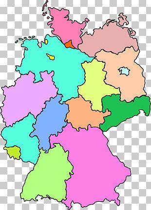 States Of Germany Bavaria Mapa Polityczna Flag Of Hamburg PNG