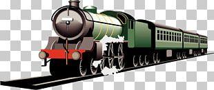 Train Rail Transport PNG