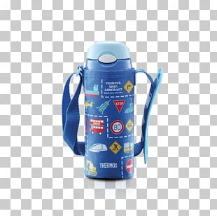 Water Bottles Thermoses Plastic Laboratory Flasks PNG