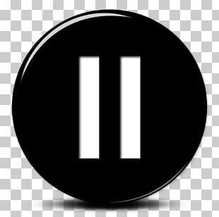 Brand Logo Circle Font PNG