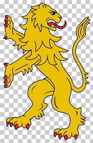 Lion Coat Of Arms Heraldry Royal Banner Of Scotland PNG