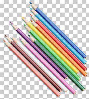 Colored Pencil Pencil Sharpener PNG