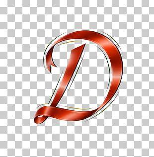 Letter Alphabet Ribbon Font PNG