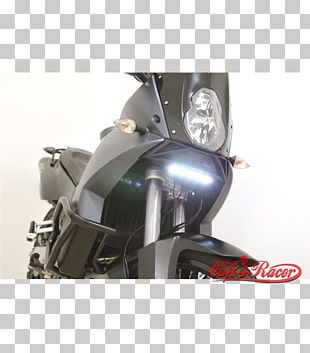 Light-emitting Diode Motorcycle Daytime Running Lamp Headlamp PNG