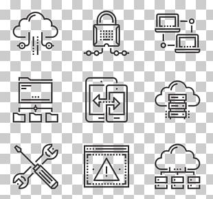 Computer Icons Cloud Computing Computer Network Scalable Graphics PNG