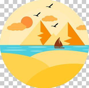 Sea Sailing PNG
