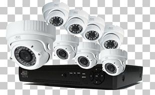 Closed-circuit Television Camera Wireless Security Camera Surveillance Video Cameras PNG