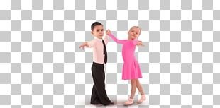 Modern Dance Shoulder Ballroom Dance Pink M PNG