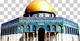 Al-Aqsa Mosque Dome Of The Rock Church Of The Holy Sepulchre Western Wall PNG