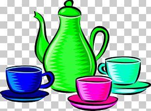 Coffee Tableware Cup PNG
