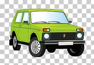 Car Jeep Van PNG