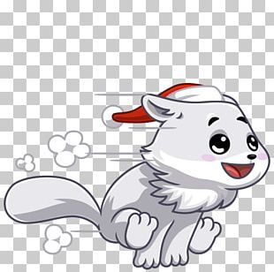 Whiskers Sticker VKontakte Personal Message PNG