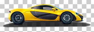 2013 McLaren MP4-12C McLaren Automotive McLaren P1 Car PNG
