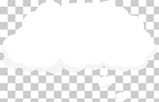 Black And White Cloud Sky PNG