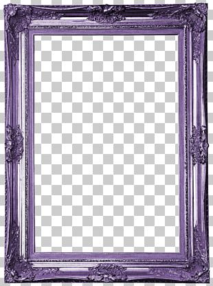Frame Purple Creativity PNG