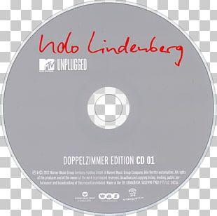 Compact Disc MTV Unplugged: Live Aus Dem Hotel Atlantic Music Live Album Concert PNG