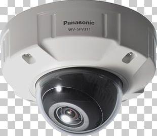 IP Camera Panasonic I-Pro Smart HD WV-SFN480 Network Surveillance Camera PNG