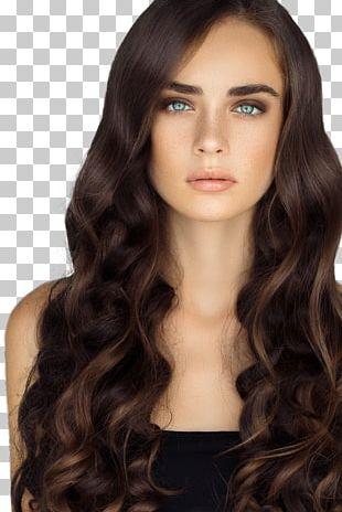 Long Hair Capelli Brown Hair Black Hair PNG