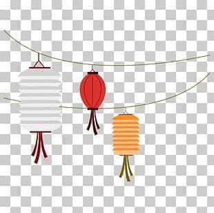 Mid-Autumn Festival Lantern Computer File PNG