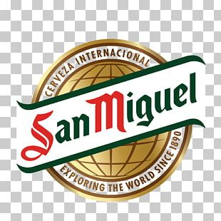 San Miguel Beer Logo Cervezas San Miguel Brand PNG