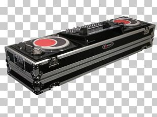 Two Turntables And A Microphone DJ Mixer Turntablism Audio Mixers Disc Jockey PNG
