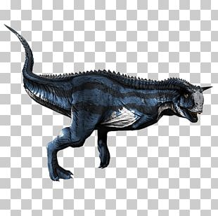 Tyrannosaurus Carnotaurus Primal Carnage ARK: Survival Evolved Spinosaurus PNG