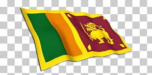 Flag Of Sri Lanka National Flag Footage PNG