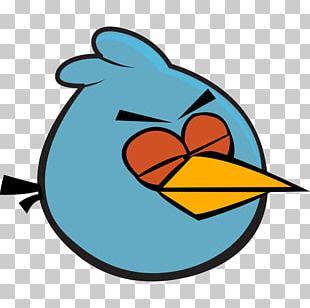 Sticker Bird Наклейка Video Game PNG