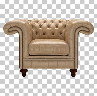 Club Chair Couch Furniture Living Room Loveseat PNG