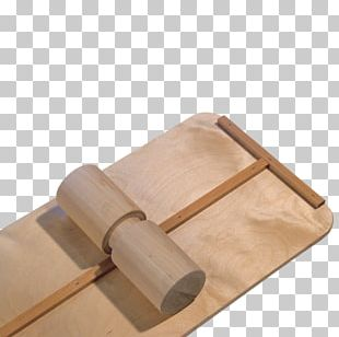 Balance Board Wood Planche Janssen-Fritsen PNG