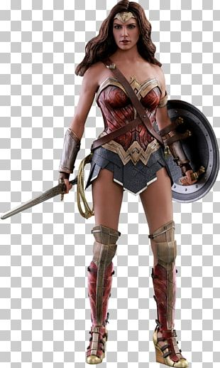 Gal Gadot Wonder Woman Batman Action & Toy Figures Hot Toys Limited PNG