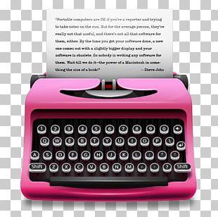 Royal Typewriter Company Machine The Typewriter PNG